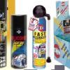 Produtos químicos e manutenção