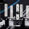 lâmpadas Xenon d1r, d2r, d3r e d4r