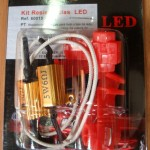 kit resistencias para leds