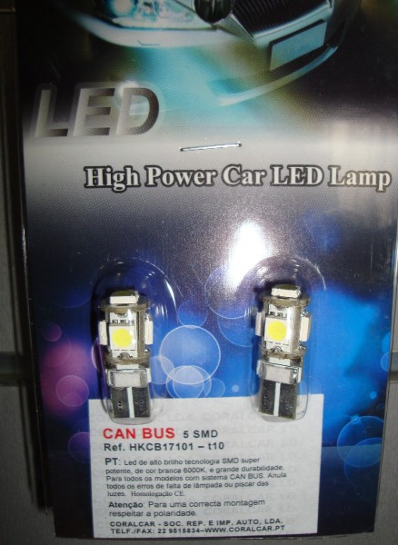 5 smd 3 chip can bus t10