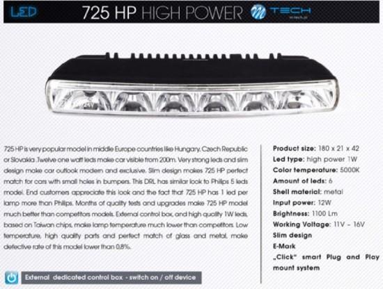 725 hp