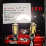 Can Bus T10 9 SMD 6040
