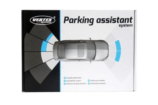 sensores estacionamento coralcar vertex