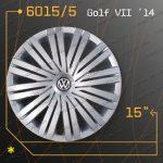 Tampões roda VW GOLF POLO 2014