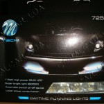 luz diurna  led 6w hp