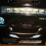 luz diurna  led hp