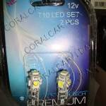 t10 5 smd 5050 3 chip can bus
