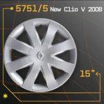 tampão roda Renault Clio