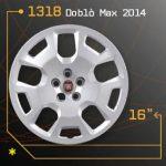 1318 FIAT DOBLO MAX 2014